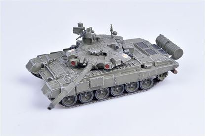 Picture of Russian Army T-90 MBT green color